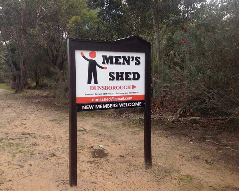 Men's Shed - Dunsborough