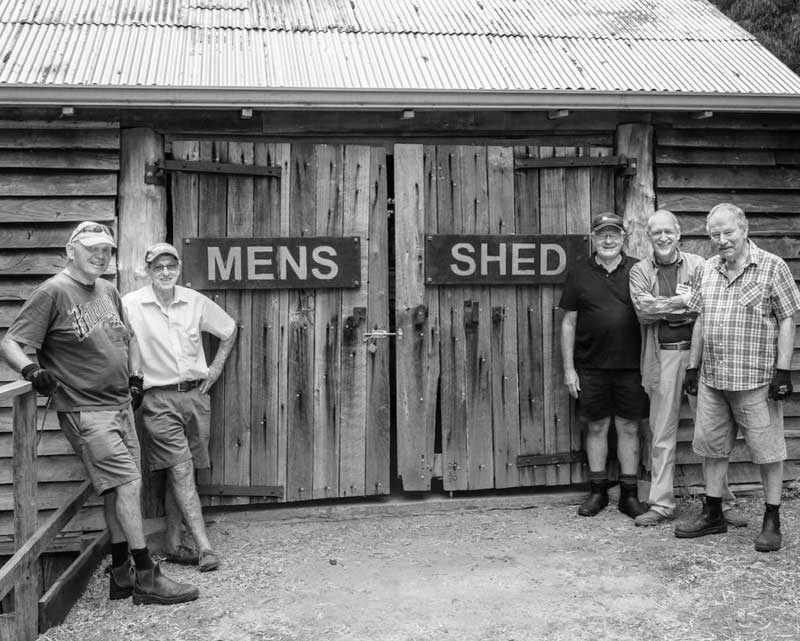 Men's Shed - Margaret River